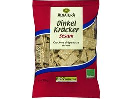 Alnatura Dinkel Kraecker Sesam