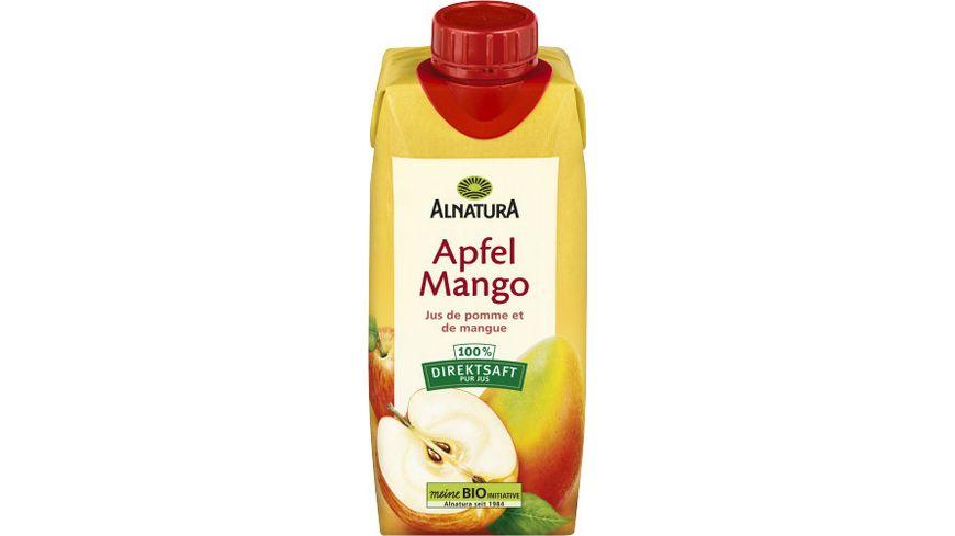 Alnatura Apfel Mango Saft 0 33l
