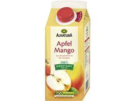 Alnatura Apfel Mango Saft 0 75l