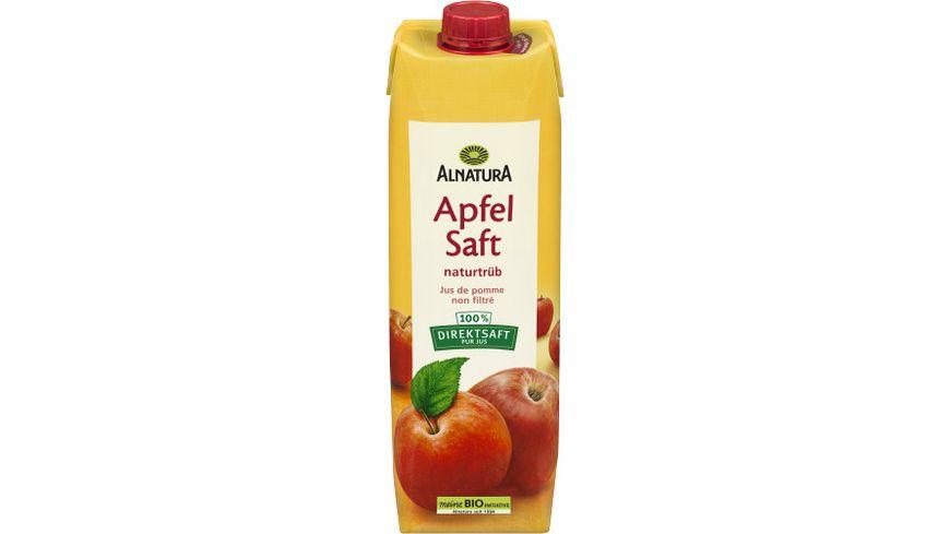 Alnatura Apfelsaft naturtrüb 1L