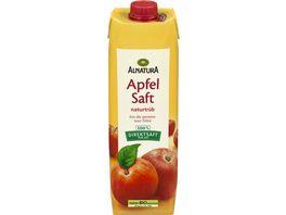 Alnatura Apfelsaft naturtrueb 1L