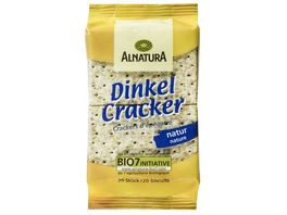 Alnatura Dinkel Cracker natur