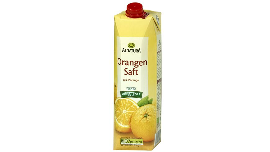 Alnatura Orangensaft 1l