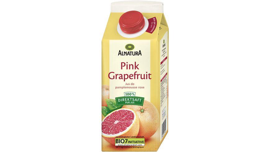 Alnatura Pink Grapefruitsaft 0,75L