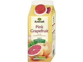 Alnatura Pink Grapefruitsaft pasteurisiert