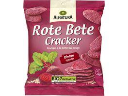 Alnatura Rote Bete Cracker 75g