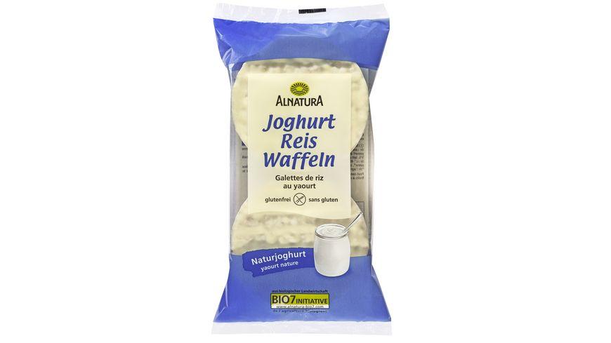 Alnatura Joghurt Reiswaffeln 100G