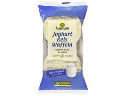 Alnatura Joghurt Reiswaffeln