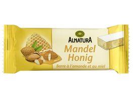 Alnatura Mandel Honig Riegel 40G