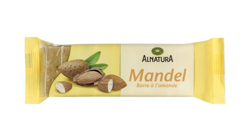 Alnatura Mandel Schnitte
