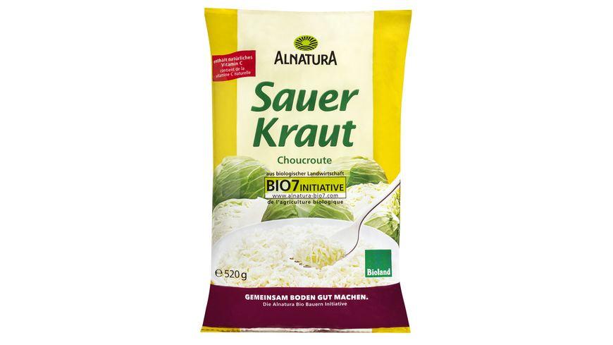 Alnatura Sauerkraut