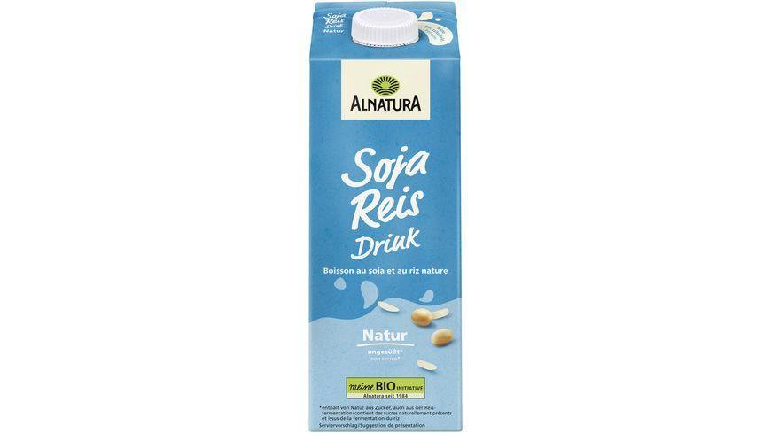 Alnatura Soja Reis Drink ungesuesst