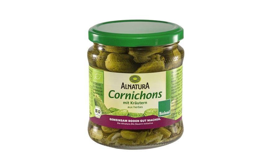 Alnatura Cornichons