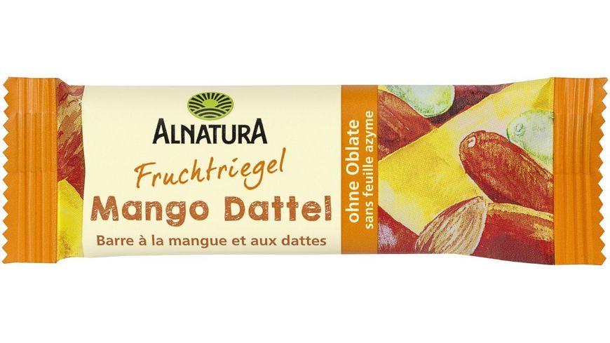 Alnatura Mango Dattel Fruchtriegel