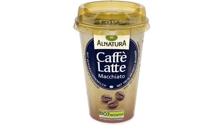 Alnatura Caffe Latte Macchiato