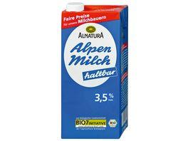 Alnatura Haltbare Alpenmilch 3 5