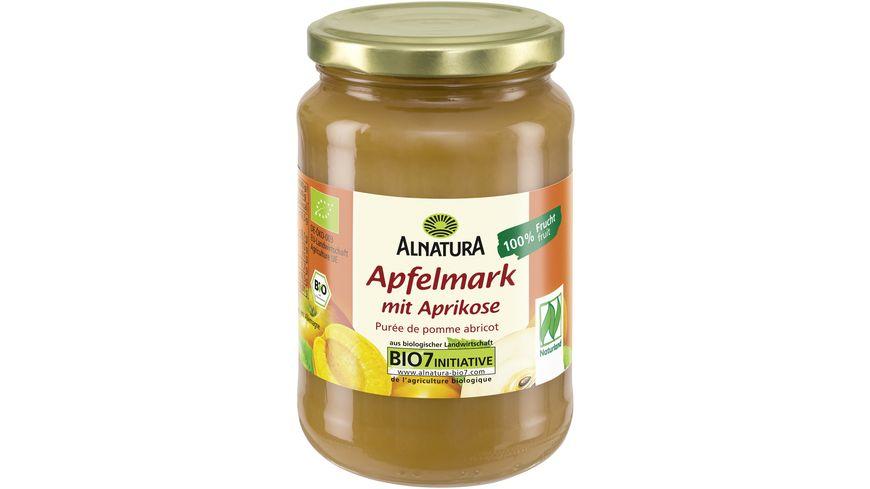 Alnatura Apfelmark mit Aprikose