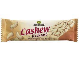 Alnatura Cashew Krokant Riegel