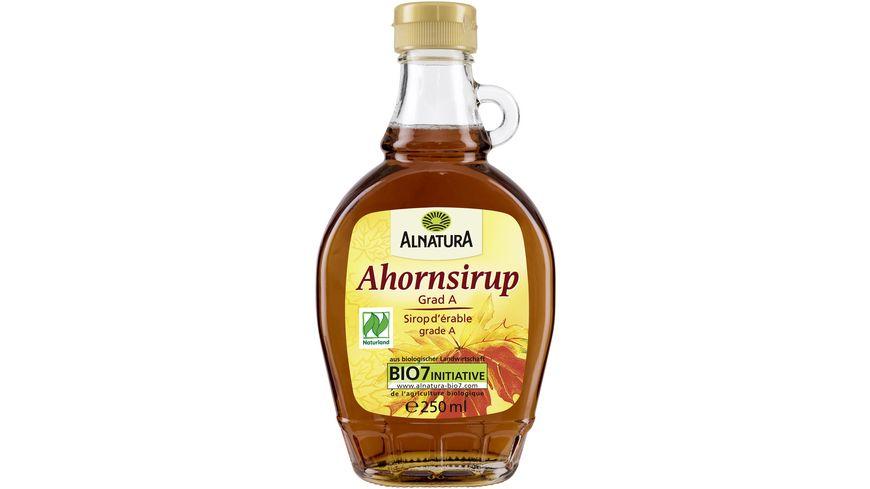 Alnatura Ahornsirup Grad A 0,25L