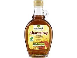 Alnatura Ahornsirup Grad A 0 25L