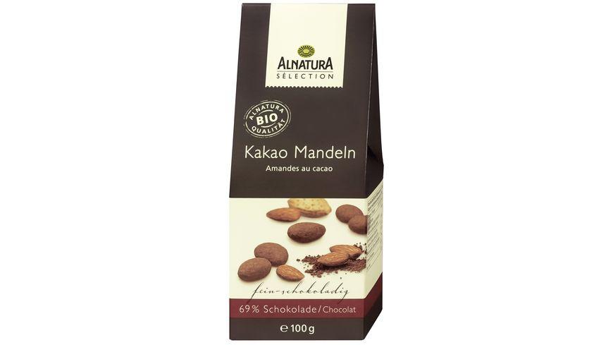 Alnatura Kakao Mandeln