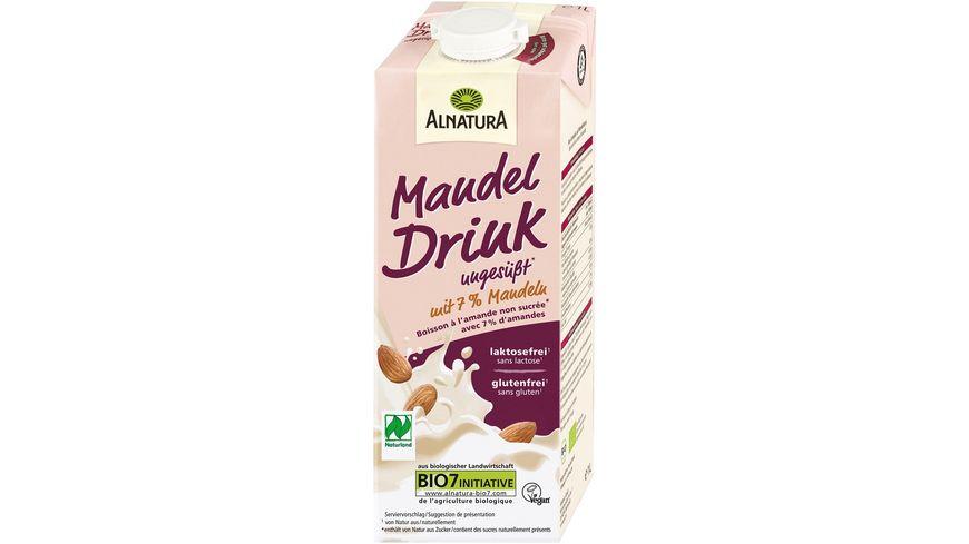 Alnatura Mandeldrink, ungesüßt
