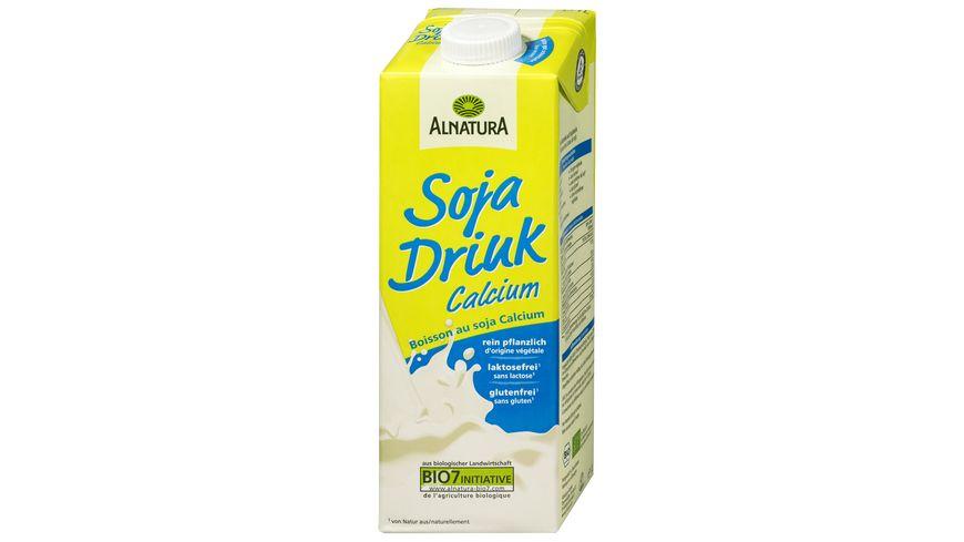 Alnatura Soja Drink Calcium