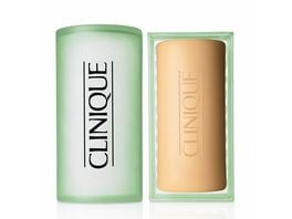 Clinique Facial Soap mit Schale Oily Skin Formula