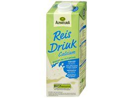 Alnatura Reis Drink Calcium 1L