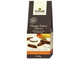 Alnatura Mango Kokos Staebchen