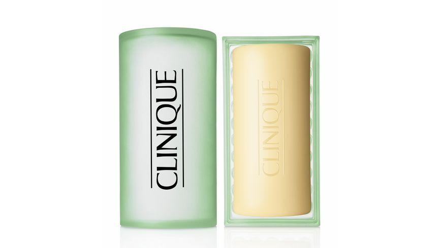 Clinique Facial Soap mit Schale Mild