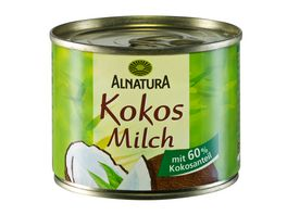 Alnatura Kokosmilch 200 ml