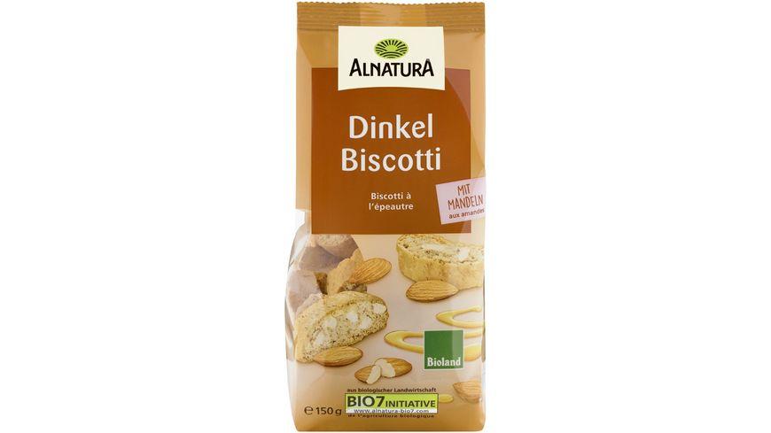 Alnatura Dinkel Biscotti