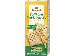Alnatura Vollkorn Butterkeks