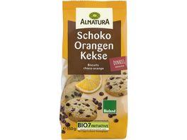 Alnatura Schoko Orangen Kekse 150G