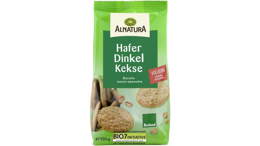 Alnatura Hafer Dinkel Kekse