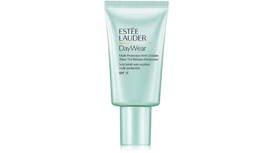 ESTEE LAUDER DayWear Sheer Tint Release Advanced Multi Protection Anti Oxidant Moisturizer SPF15