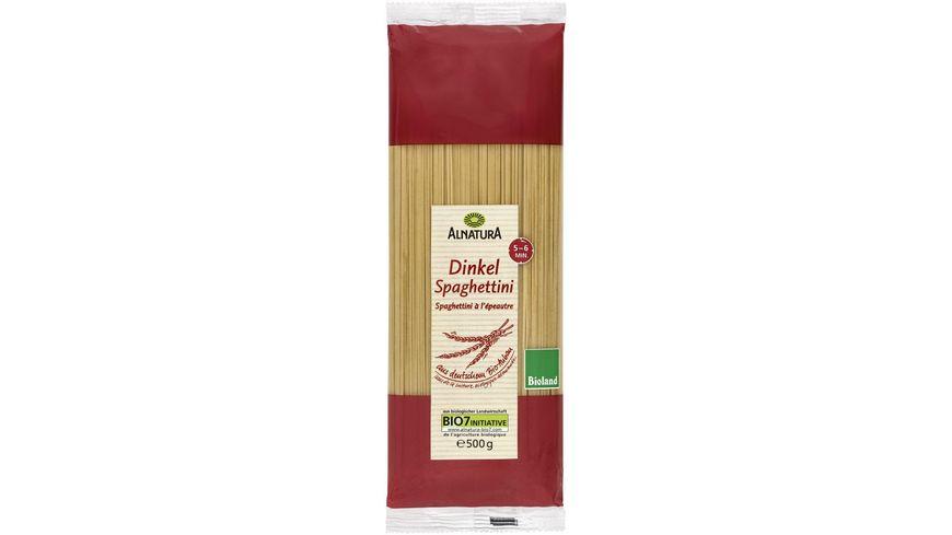 Alnatura Dinkel Spaghettini