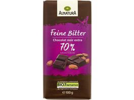 Alnatura Feine Bitter Schokolade