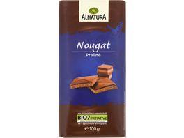 Alnatura Nougatschokolade
