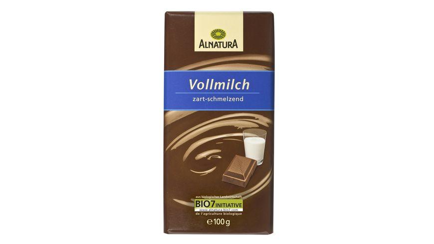 Alnatura Vollmilch Schokolade
