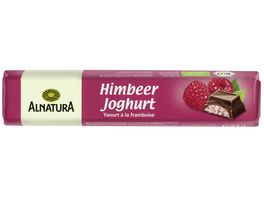 Alnatura Himbeer Joghurt Schokoriegel