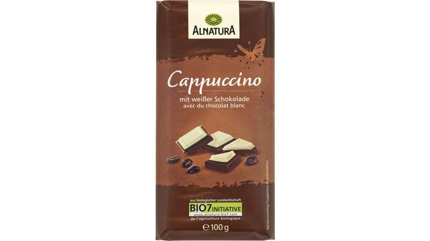 Alnatura Cappuccino Schokolade