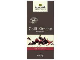 Alnatura Chili Kirsch Schokolade