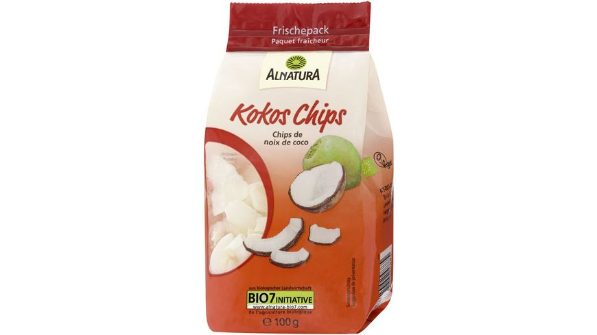 Alnatura Kokos Chips
