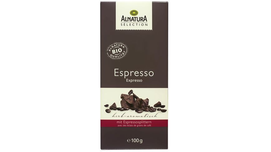 Alnatura Espresso Schokolade