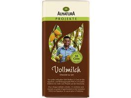 Alnatura Projekte Die Gute Bio Schokolade 100G