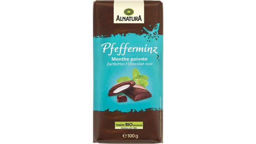 Alnatura Pfefferminz Schokolade