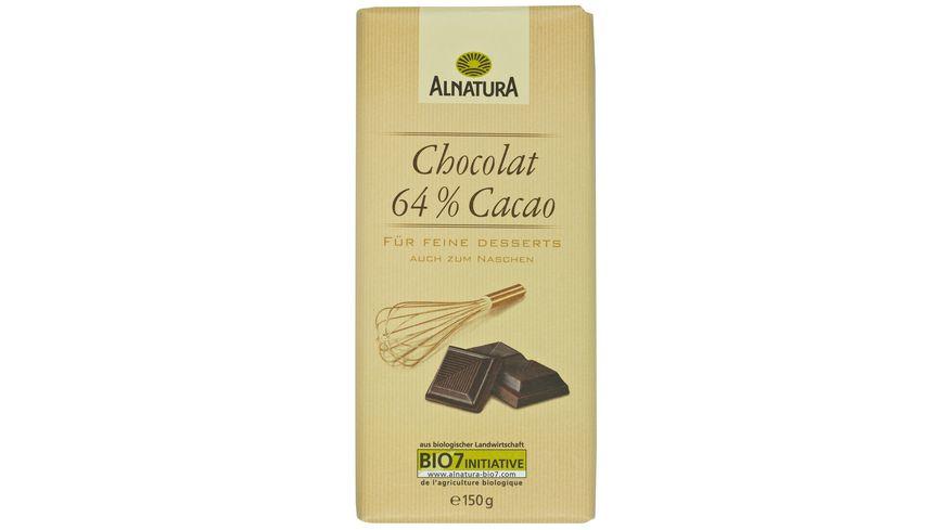 Alnatura Chocolat 64 Cacao