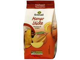 Alnatura Mango Stuecke